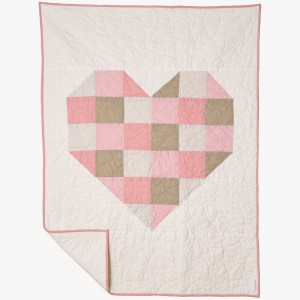 Baby / Toddler Love Is Quilt