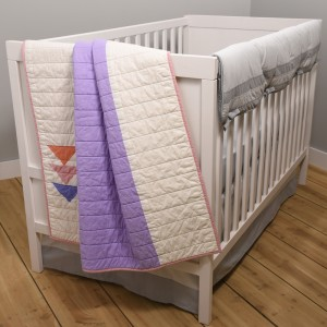 Banded Crib Skirt