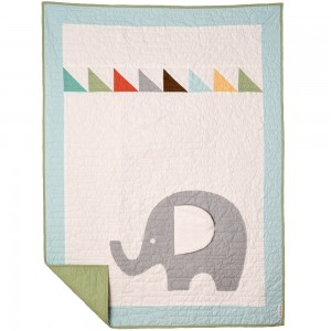 Baby / Toddler Big Top Quilt